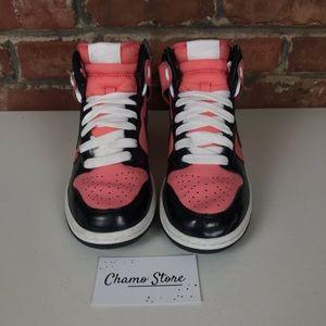 Nike Shoes - Nike Woman's Drumk High Bright peach Sz 8